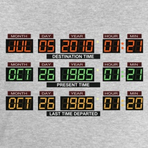 Back to the future Car board - Sweatshirts for menn fra Stanley & Stella