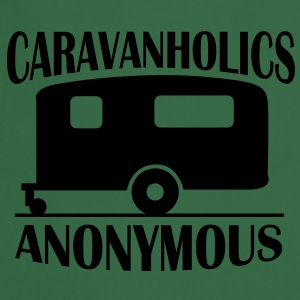 Caravanholics Anonymous T-Shirts - Cooking Apron