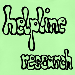 helpline research - Baby T-Shirt