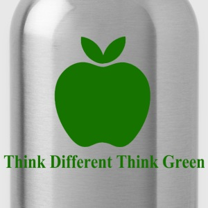 Think Different think green - Gourde