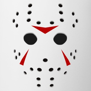 Jason Halloween Hockey mask - Mugg