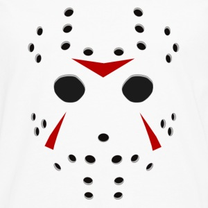 Jason Halloween Hockey mask - Premium langermet T-skjorte for menn