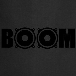 Boom Bass T-Shirts - Cooking Apron