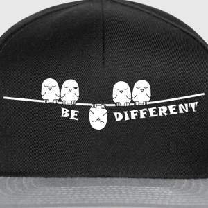 be different chick - Snapback Cap