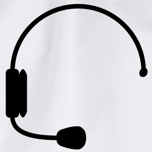 Headset | Hands free T-Shirts - Drawstring Bag