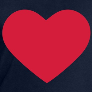 Heart Love T-Shirts - Men's Sweatshirt by Stanley & Stella