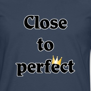 close to perfect T-shirts - Herre premium T-shirt med lange ærmer