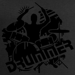 A DRUMMER ON HIS DRUMS T-Shirts - Men's Sweatshirt by Stanley & Stella
