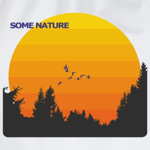 Some Nature T-Shirts - Turnbeutel