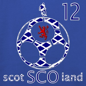 Scotland saltire football 12 teens t-shirt  - Kids' Premium Hoodie