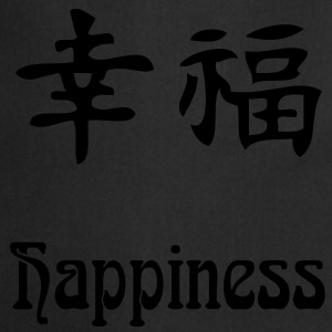 happiness Tee shirts - Tablier de cuisine