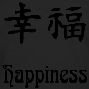 happiness T-Shirts - Men's Premium Longsleeve Shirt