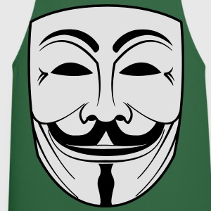 GUY FAWKES Anonymous ACTA Vendetta occupy T-Shirts - Kochschürze