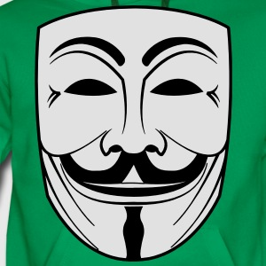 GUY FAWKES Anonymous ACTA Vendetta occupy T-Shirts - Männer Premium Hoodie
