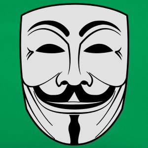 GUY FAWKES Anonymous ACTA Vendetta occupy T-Shirts - Retro Tasche
