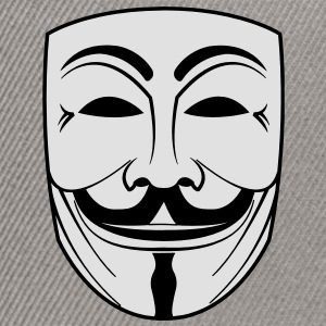 GUY FAWKES Anonymous ACTA Vendetta occupy T-Shirts - Snapback Cap