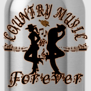 country music forever Tee shirts - Gourde