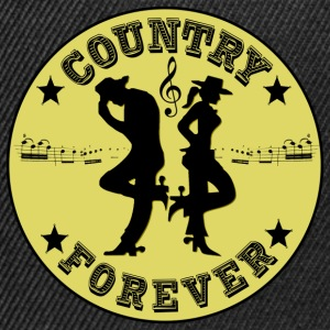country forever T-Shirts - Snapback Cap
