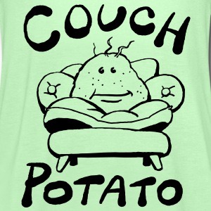 Couch Potato - Frauen Tank Top von Bella