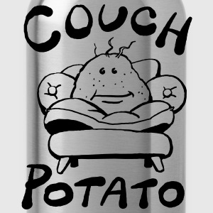 Couch Potato - Trinkflasche
