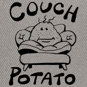 Couch Potato - Snapback Cap