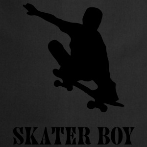 skater boy T-Shirts - Cooking Apron