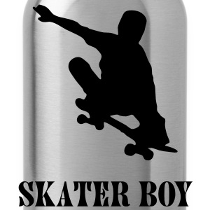 skater boy T-shirt - Borraccia