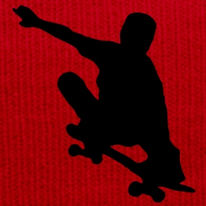 skater flying T-shirts - Vintermössa