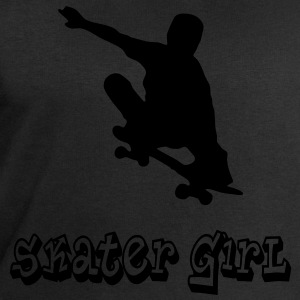 skater girl graffiti style T-Shirts - Men's Sweatshirt by Stanley & Stella