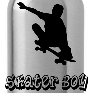 skater boy graffiti style T-shirts - Drinkfles