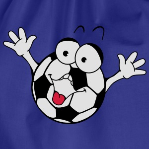 Happy football T-shirt - Sacca sportiva