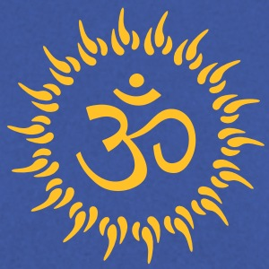 om, ohm, omm, om namah shivaya, ॐ, aum T-Shirts - Men's Sweatshirt