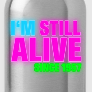 NEON - Birthday - still alive since 1957 (fr) Tee shirts - Gourde