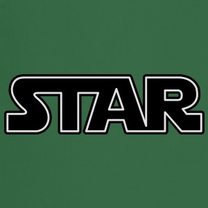 Star | Prominent T-Shirts - Keukenschort
