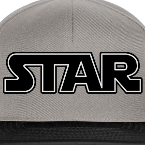 Star | Prominent T-Shirts - Casquette snapback
