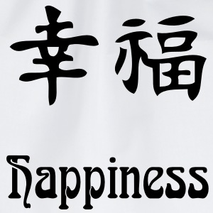 happiness T-shirts - Gymtas