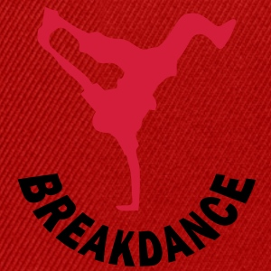 breakdance style Tee shirts - Casquette snapback