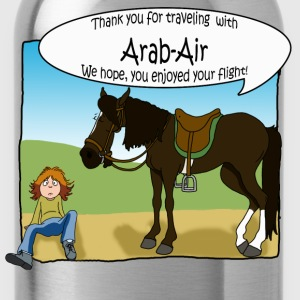 Arabian horse - Water Bottle
