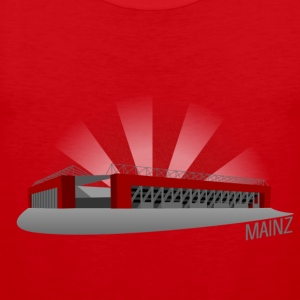 Mainz Fussballstadion for Girls - Männer Premium Tank Top