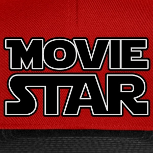 Movie Star T-Shirts - Casquette snapback