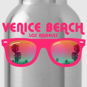 Venice Beach Los Angeles T-Shirts - Water Bottle