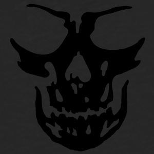 skull death T-Shirts - Men's Premium Longsleeve Shirt