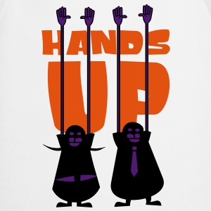 Hands-Up T-Shirts - Kochschürze