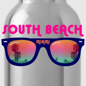 South Beach Miami T-Shirts - Water Bottle