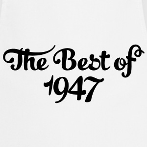 Geburtstag - Birthday - the best of 1947 (uk) T-Shirts - Cooking Apron