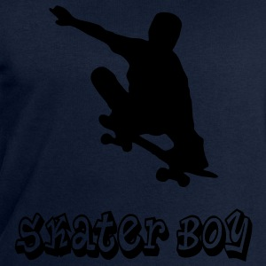skater boy graffiti style T-Shirts - Men's Sweatshirt by Stanley & Stella