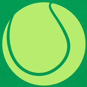 Tennis Ball T-shirts - Retro-tas
