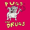 Pugs on Drugs T-Shirts - Women's Premium T-Shirt