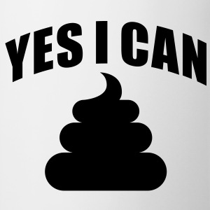 Yes i can do T-Shirts - Kubek