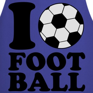 I Love Football T-Shirts - Cooking Apron